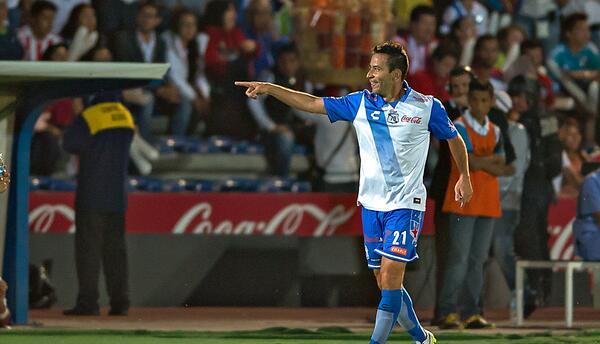 ¿Acaso fue Luis Gabriel Rey y el gol que le dio el triunfo al Puebla fre...