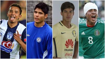 Diego Lainez y otros debuts de futbolistas a corta edad en la Liga MX