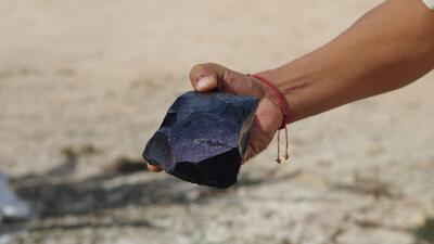 El poder esotérico de la obsidiana