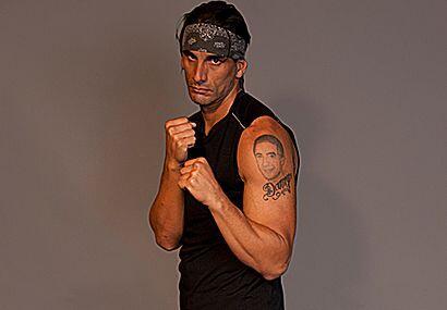 """Marcelo Crudele, fundador y entrenador ejecutivo de """"Train Me Boxing & F..."""