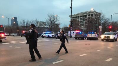 Tres personas mueren tras un tiroteo en el sur de Chicago, además del atacante