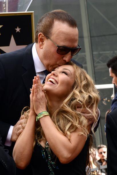 Thalia es mexicanísima, y su esposo Tommy Motttola es un empresario esta...
