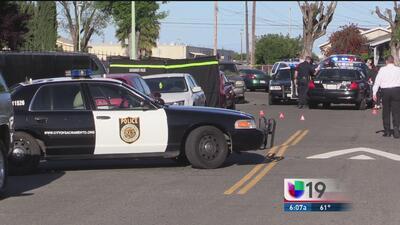 Un tiroteo deja a una persona sin vida en Sacramento