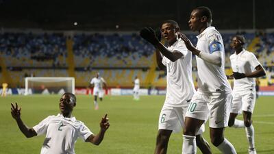 Nigeria aplasta a Australia y logra su pase a cuartos de final del Mundial Sub 17