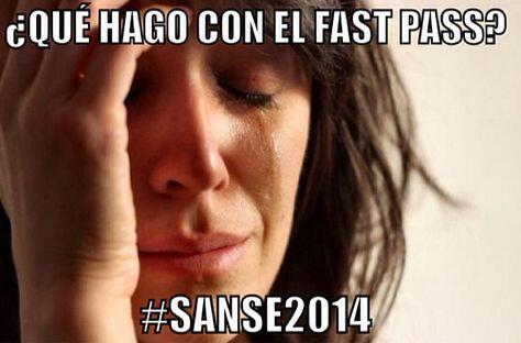 """""""#SanSe2014 jajaja""""-  @imaginesucara"""