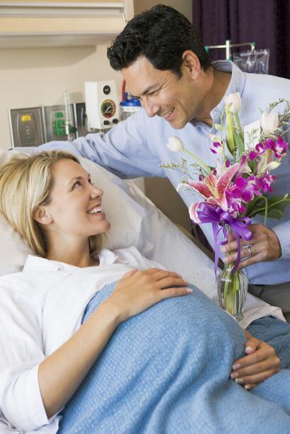 También tendrás que decidir si recibirás visitas en el hospital o apenas...