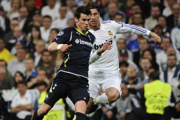 Tottenham simplemente estaba en la cancha, pero no jugaba a nada.