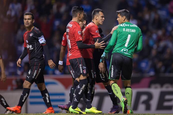Cuidado: estos son los 11 villanos de la jornada 5 de la Liga MX 2017020...