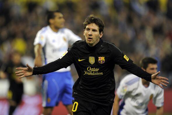 Messi es sinónimo de talento, fútbol y mucho gol.
