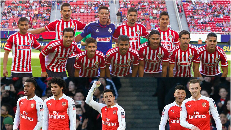 Chivas vs. Arsenal