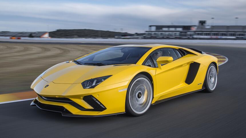 Los autos del 2017 más rápidos del mundo