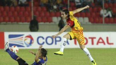 Barcelona sorprendió al Deportivo Quito al ganar por 1-2 con tantos de J...