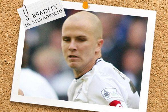 El estadounidense Michael Bradley es de lo poco rescatable por el Borrus...