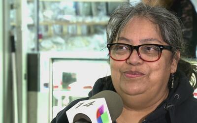 Delta Chávez, una mujer que a pesar de las adversidades hizo su vida en...