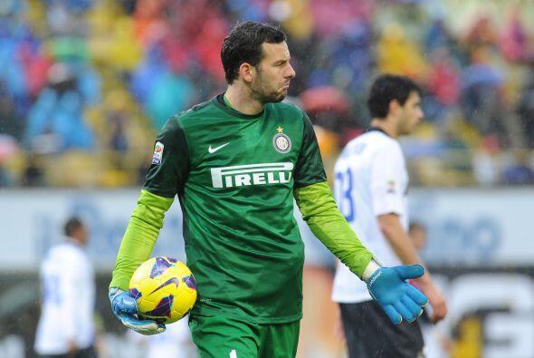 La labor de Handanovic evitó goles para la 'Vecchia Signora' y resultó f...