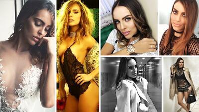 Sara Corrales ha sido una impactante belleza en 'Despertar Contigo'