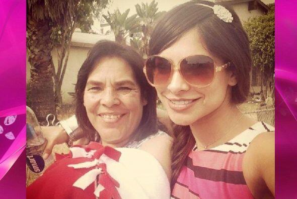 """De Alejandra para Rosa Espinoza: """"Siempre he creído que todos nacemos co..."""