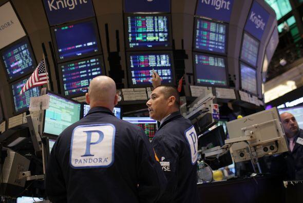 Pandora Media Inc. había perdido cerca de $92 millones desde que lanzó s...