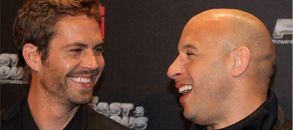 Vin Diesel, familiares y amigos del actor participaron en los honores pr...