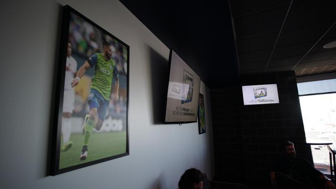 Clint Dempsey: un ídolo en Seattle y un ícono de los Estados Unidos foto...