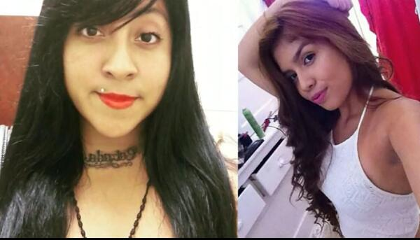 Gabriela Calzada y Briana Gallegos, fueron halladas sin vida el 28 de oc...