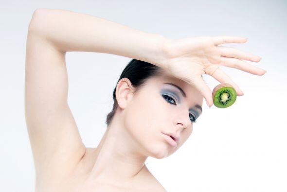 Algunas recomendadas: albaricoque disecado, por la vitamina A; kiwi, par...