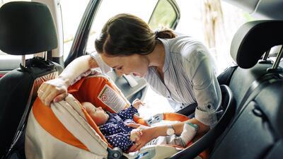 Sillas de auto para bebé