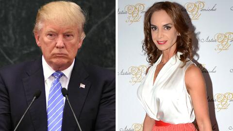 """Es un misógino"": Lupita Jones explotó contra Donald Trump"