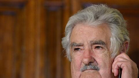 "José ""Pepe"" Mujica, expresidente de Uruguay"