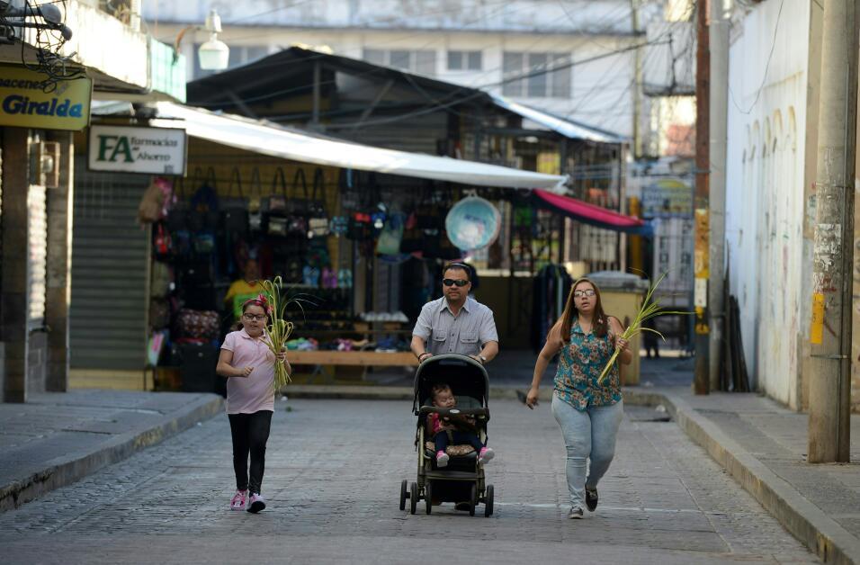 En cuarto lugar está el Distrito Central, en Honduras, que incluye al mu...