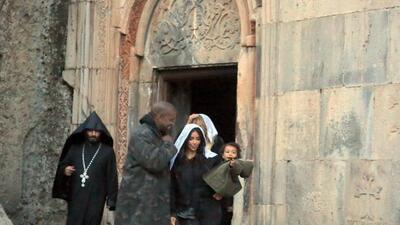 Al final, los Kardashian son una familia como cualquiera.