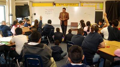 Por los recortes presupuestales, autoridades en distritos escolares han...