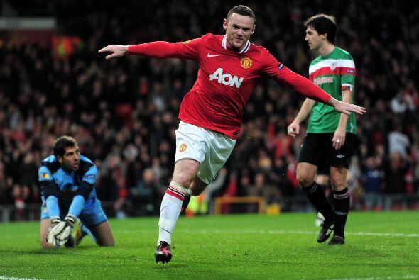 WAYNE ROONEY- Como delantero del Manchester United, y algunos patrocinio...