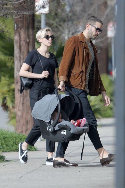Desde que Scarlett Johansson se convirtió en mami deseábam...