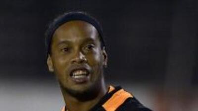 Ronaldinho le tiene ganas al Mundial de Clubes, declaró públicamente est...