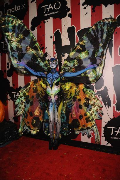 Este año la fiesta se realizó en el restaurante Tao Downtown de Nueva York