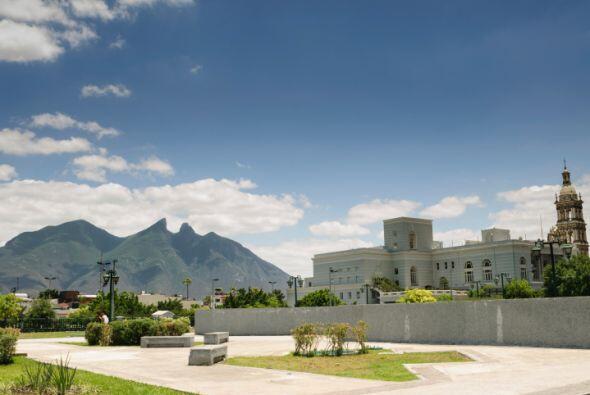 En el octavo lugar de la deshonrosa lista se encuentra Monterrey, en el...