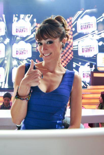 Raquel será la juez de baile al lado de Bianca Marroquín.