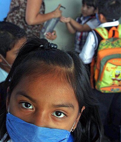 Apareció el virus de gripe A H1N1El 24 de abril de 2009 Mé...