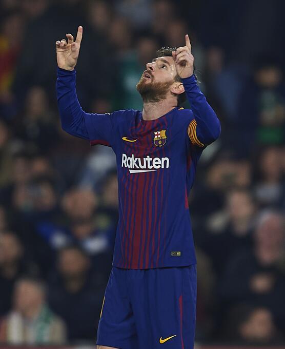 En fotos: Nueva goleada del Barcelona que juega a lo campeón gettyimages...