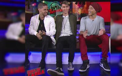 Los tres finalistas de La Banda hablan de su experiencia en el reality