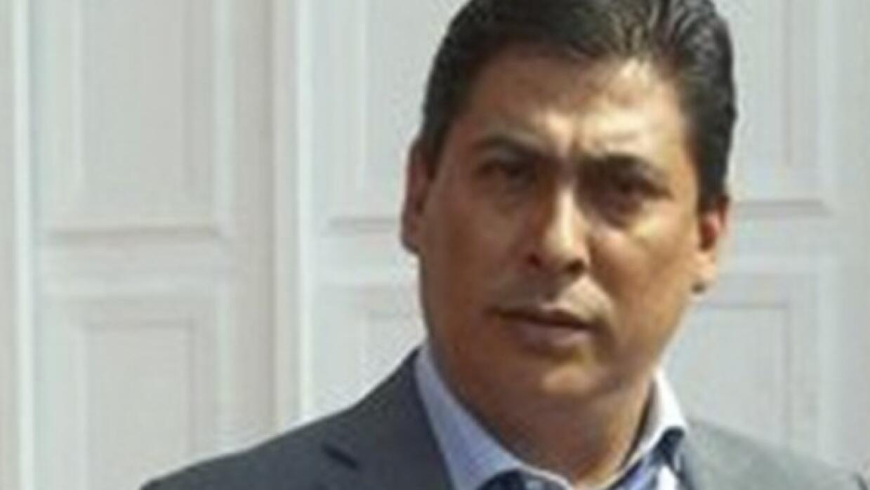 El periodista mexicano Salvador Adame Pardo.