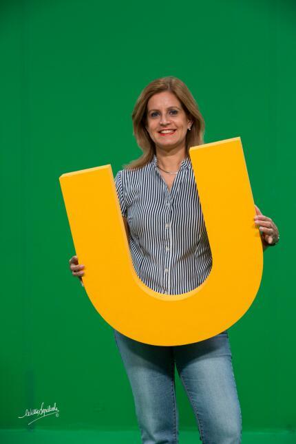 Empleados  y talentos de Univision Puerto Rico formaron parte de la camp...