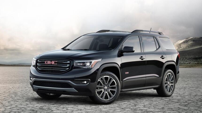 Conoce cuales son los 10 autos más estadounidenses del mercado actual GM...