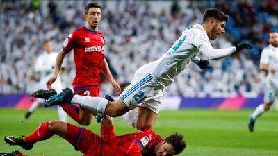 En fotos: Real Madrid clasificó en Copa del Rey a pesar de empatar en casa contra Numancia