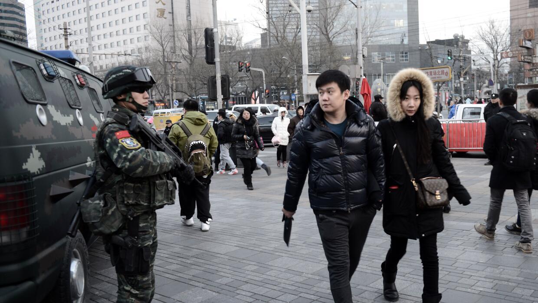 Embajadas británica y estadounidense en Beijing alertan sobre posibles a...