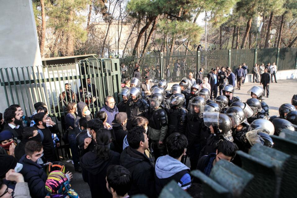 Irán bloquea el acceso a Telegram e Instagram como respuesta a las prote...