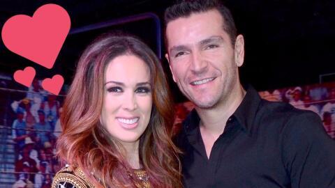 Jacqueline Bracamontes celebra seis años de casada con Mart&iacut...