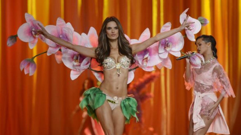 Alessandra Ambrosio, un espectacular 'ángel' en la tierra.