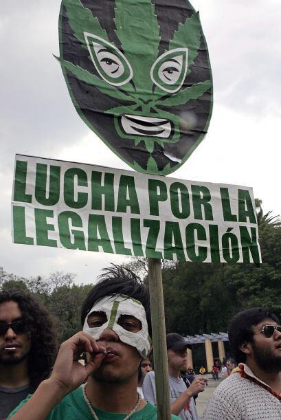 A pesar de los pros y los contras, ¿estarías a favor de legalizar las dr...